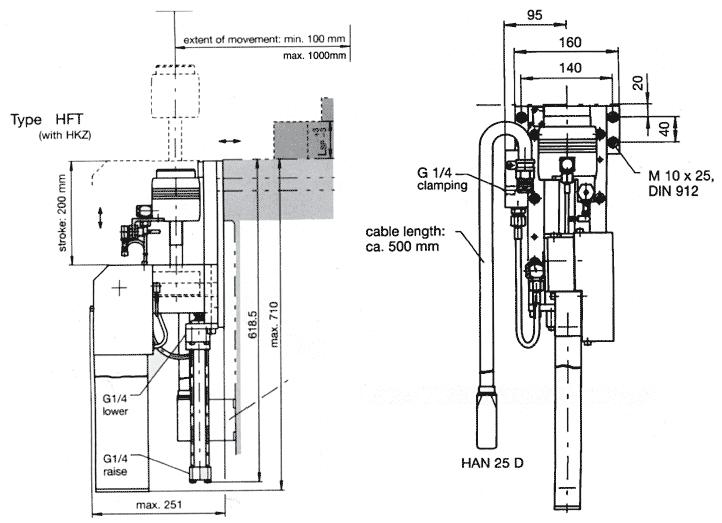 optima usa  u0026gt  hydraulic traveling clamps  u0026gt  hft