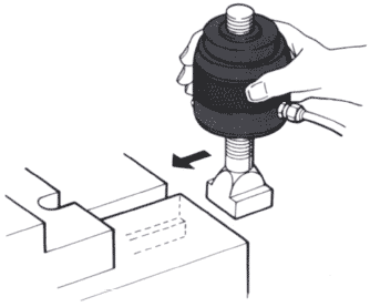 Optima Usa Gt Hydraulic T Slot Clamps Gt Hkz Hydraulic T