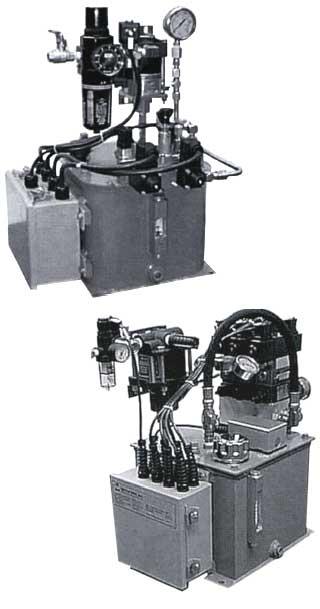 Optima Usa Gt Hydraulic Pumps Gt Oppta Pump Tank Unit